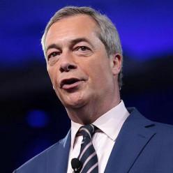 Nigel Farage: Gets Silenced!