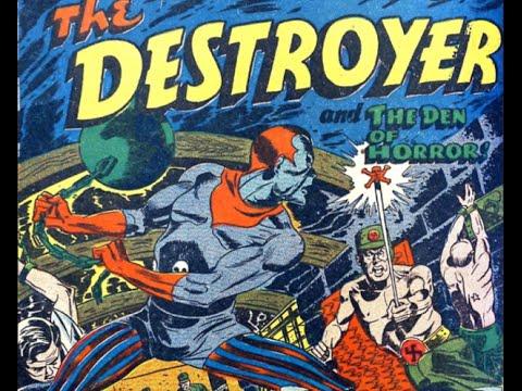 Destroyer Comic