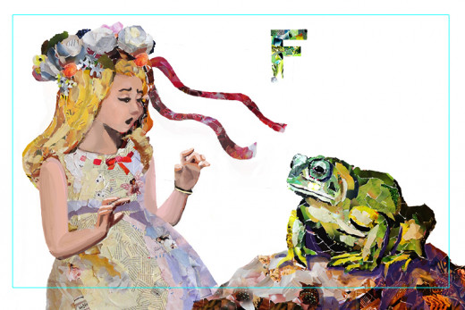 Finished Collage, Change #5