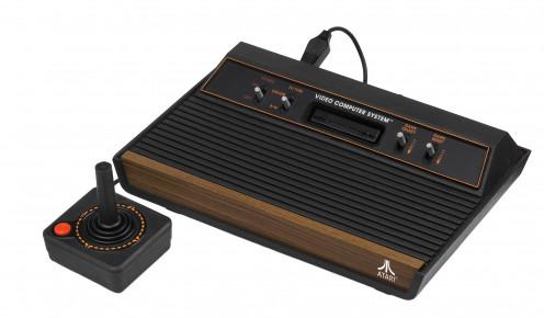 Atari 2600, 1977.