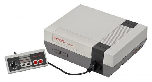 Nintendo Entertainment System, 1985.