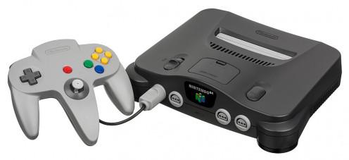 Nintendo 64, 1996.
