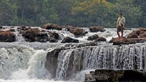 Madidi River Rapids