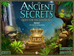 Ancient Secrets | The Quest For The Golden Key | Free Adventure Game Review