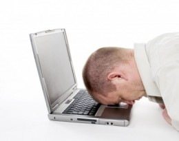 Lack of sleep can make work difficult!