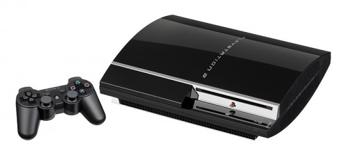 Sony's Play Station 3, 2006.