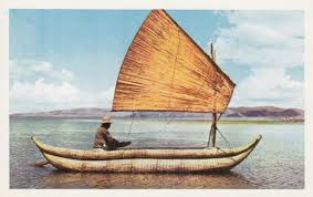 Belsa Boat of the Seri indians