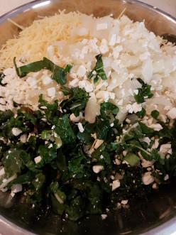 The Best Greek Spinach and Fetta  Cheese Pie (Spanakopita) Recipe