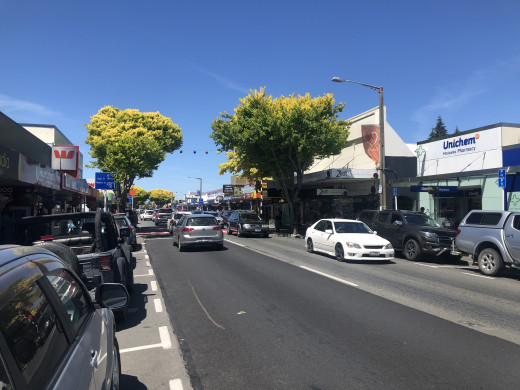 Motueka High Street