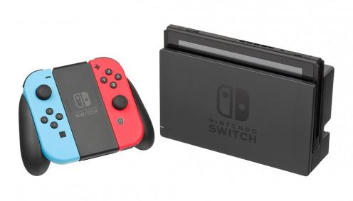 Nitendo Switch, 2017