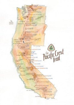 Pacific Crest Trail: Adventure to the Unknown