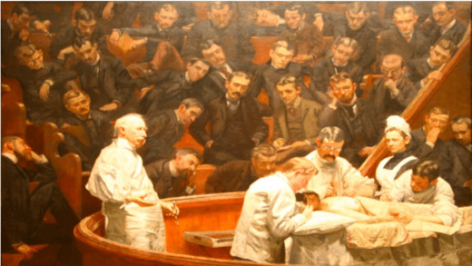 """""""The art of surgery: 'surgical theatrics' on the surgeon's stage"""" A Journal of Medical Humanities"""