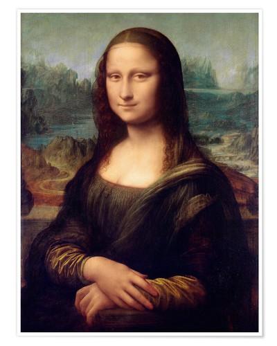 Mona Lisa Circa. 1503