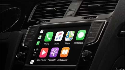 A new system expected on the iPhone allows the car to be opened and operated