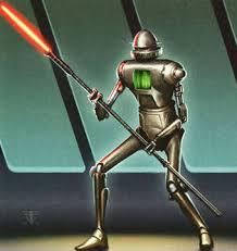 A standard Iron Knight