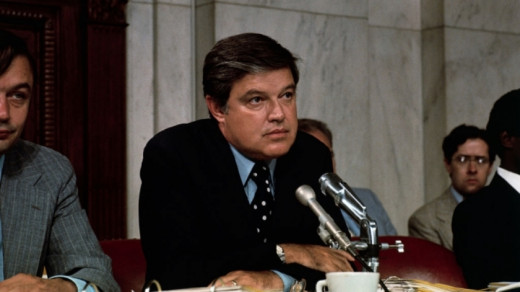 Former Idaho Senator, Frank Church