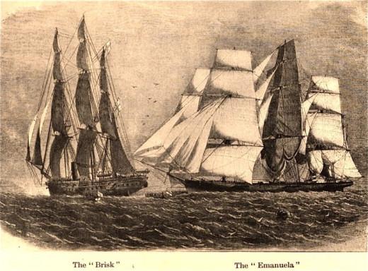Holman and Slave Ships