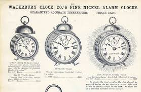 Braille Clocks