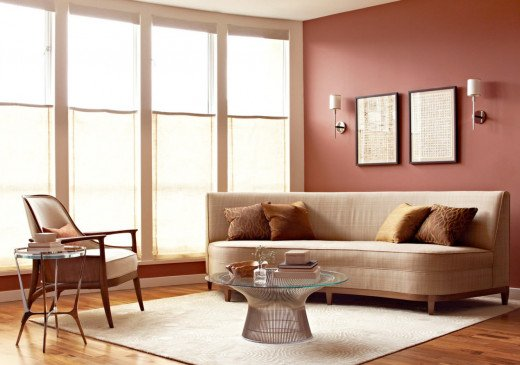 rest colors for living room
