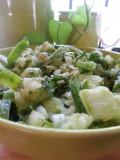 Easy Avocado Salad Recipe: Healthy and Delicious