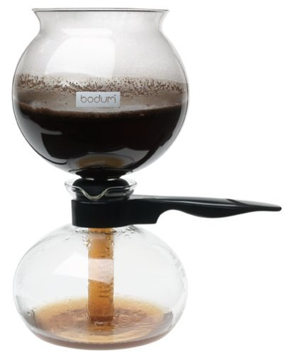 Bodum Santos Stovetop Glass Vacuum 34-Ounce Coffee Maker