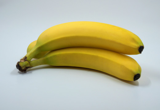 Bananas for happiness