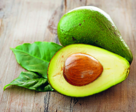 Avocado for Vitamin B
