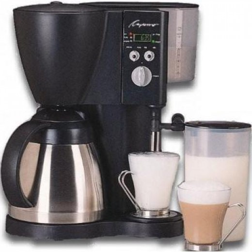 Capresso CoffeeTEC 471 10 Cup Coffee Maker