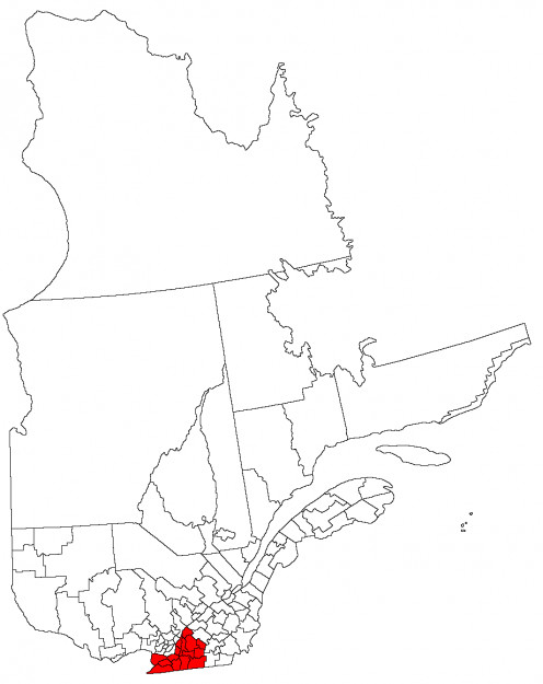 Montérégie region, Quebec