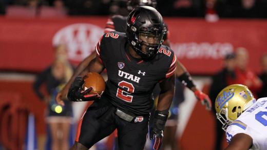 Zack Moss, RB, Utah