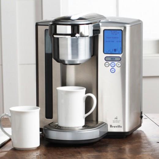 Breville Single-Serve Coffee Maker