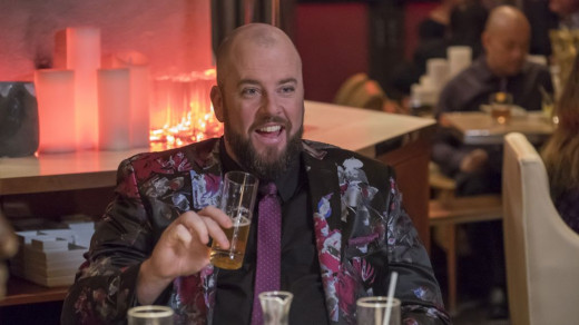 Toby Damon, portrayed by Chris Sullivan (This Is Us)