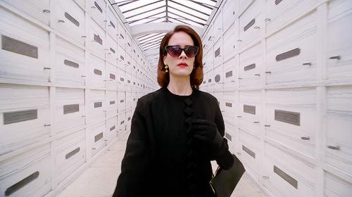 Lana Winters, portrayed by Sarah Paulson (American Horror Story: Asylum)