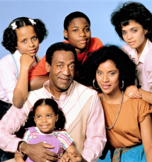 The Cosby Show Cast included Bill Cosby, Phylicia Rashad, Lisa Bonet, Malcolm-Jamal Warner, Tempestt Bledsoe, and Keshia Knight Pulliam.