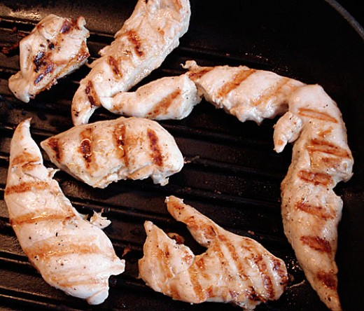The below recipe for grilled chicken is oh so delicious.