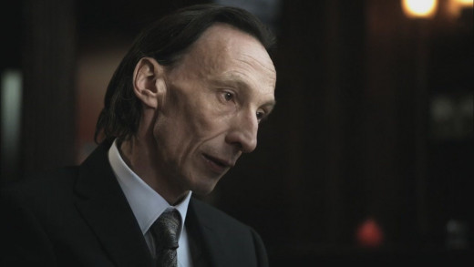 Death, portrayed here by Julian Richings (Supernatural)