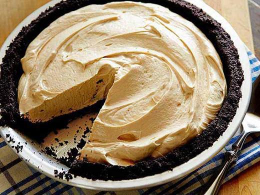 An amazing creation for dessert.