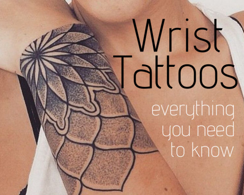 Everything You Want to Know About Wrist Tattoos