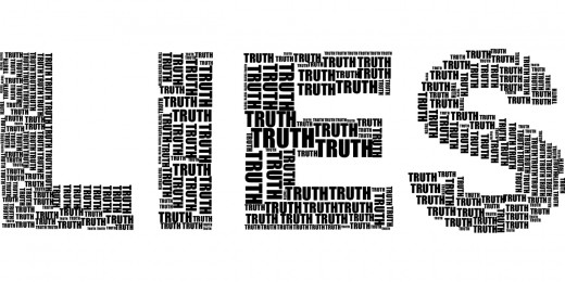 Honesty doesn't always mean truthful.