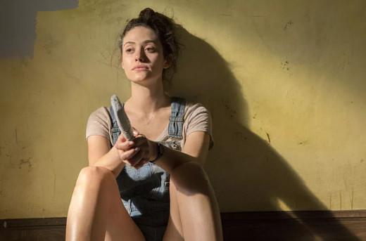 Fiona Gallagher, portrayed by Emmy Rossum (Shameless (US))