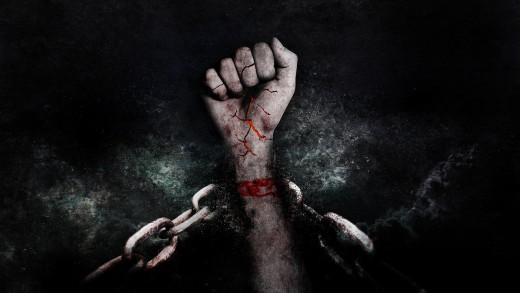 Let's break the chains.