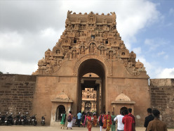 Three Great Living Chola Temples