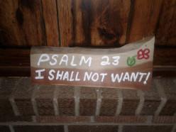 Psalms 23: Gods Divine Caring