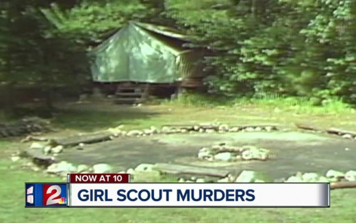 June 14, 1977, parents were horrified to hear there were three brutal murders of Girl Scouts at Camp Scott outside of Tulsa.