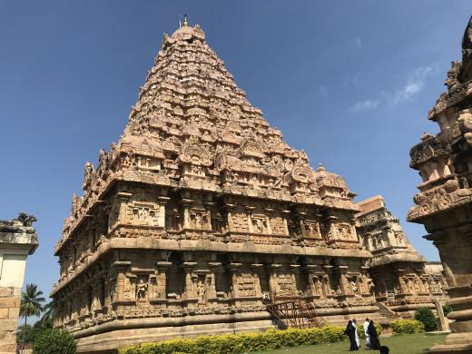 Gangaikonda Choleswara temple