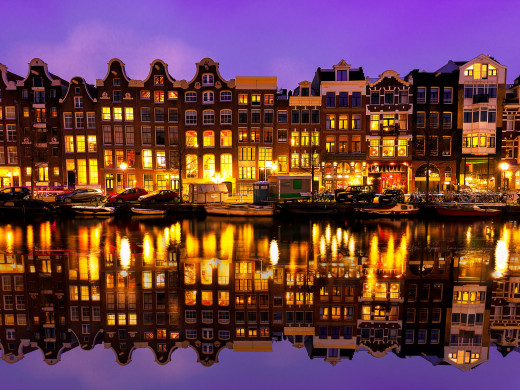 Amsterdam has much to offer besides the typical canal tour.
