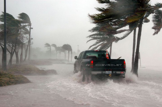 When thinking about the wind and water aspect, try to avoid this.