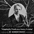 Poem Analysis: Robert Frost's