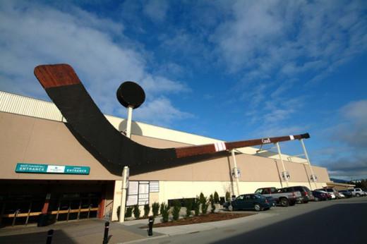 Largest Hockey Stick