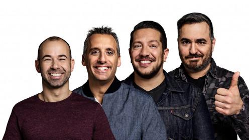 (left to right): Murry, Joe, Sal, Q
